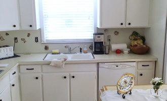 Kitchen Updates in the 1950's Kitchen