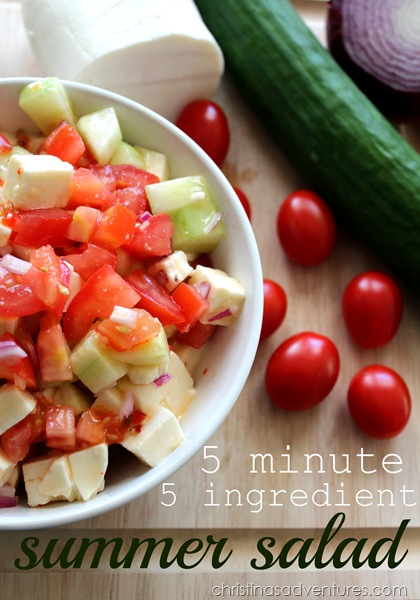 5-minute-5-ingredient-summer-salad_thumb christinas adventures