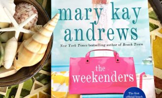 The Weekenders Book Launch {with FUN Giveaway!}