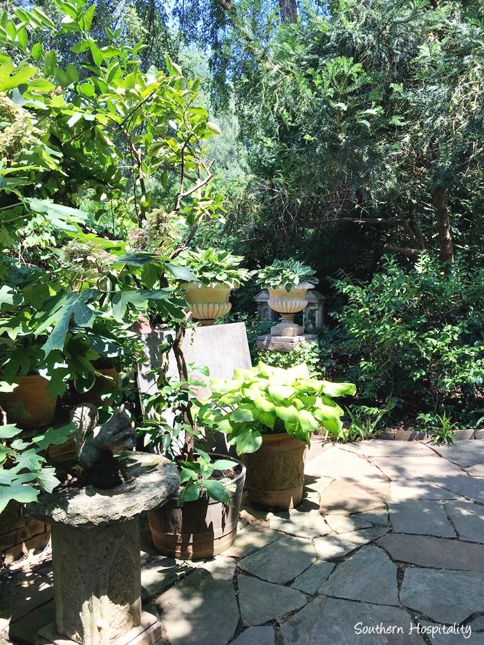 Hydrangea Garden Tour Ryan Gainey S Home Southern Hospitality