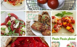 Summer Tomatoes and Tasty Recipes!
