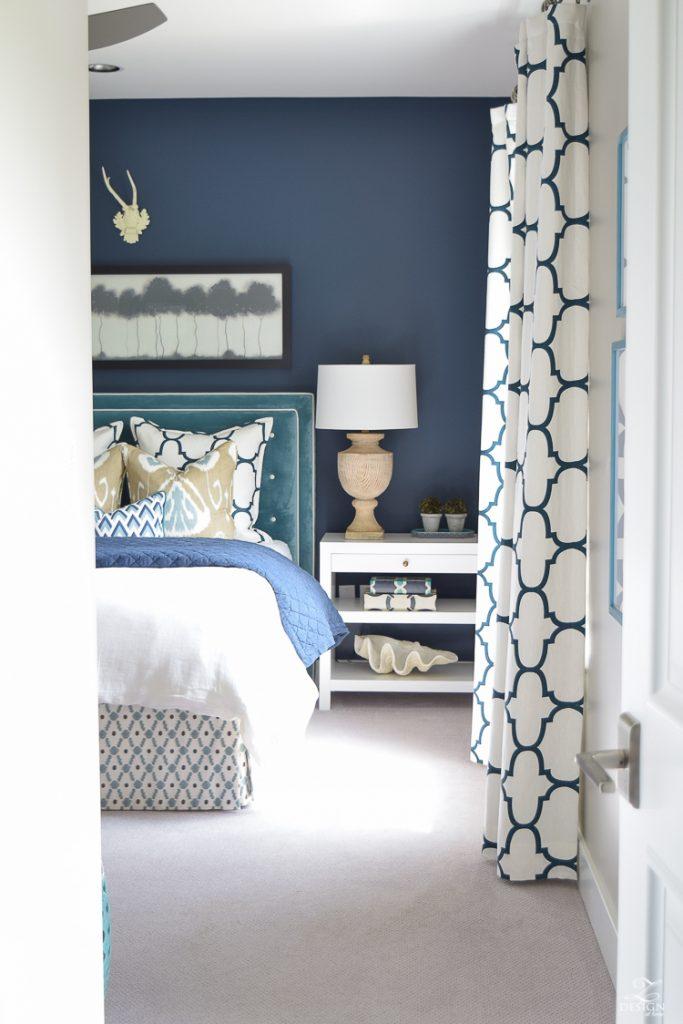 Transitional-navy-and-aqua-bedroom-20