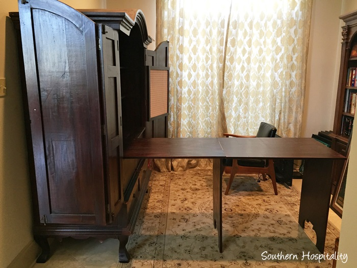 sewing machine armoires
