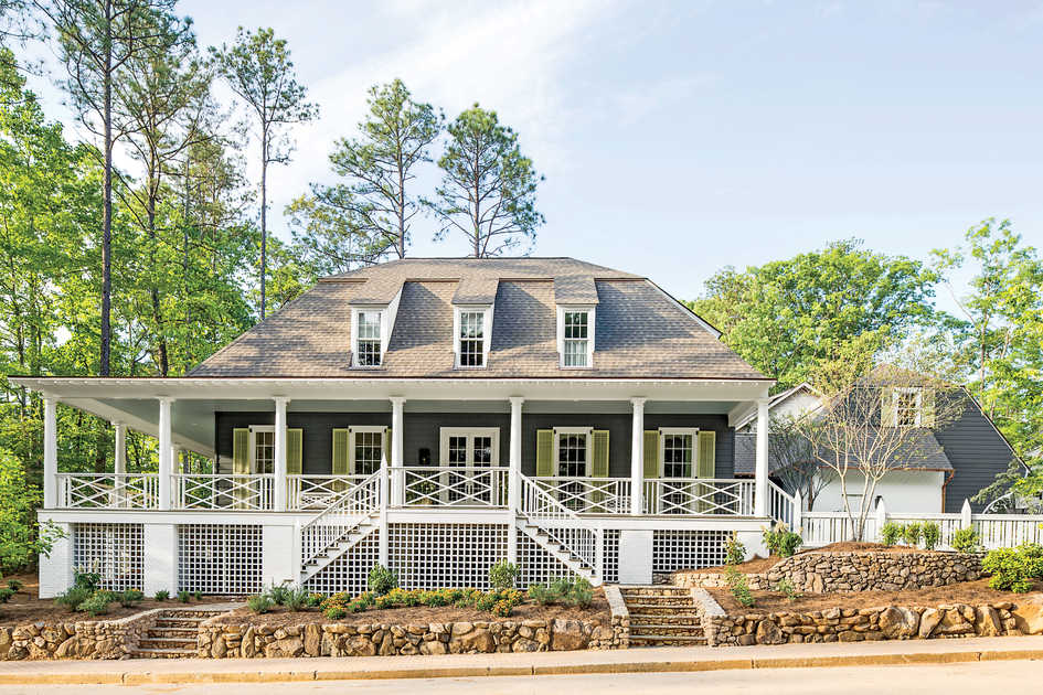 Feature Friday: Southern Living Idea House/Birmingham 2016 ... on house plant ideas, house on sunset, house sketch ideas, house floor plans, house plans with wrap-around porches, house model ideas, house add on ideas, house plans with lanai, family house ideas, flooring ideas, small house ideas, house plans ranch style home, luxurious house ideas, 2 story tiny house ideas, house plans classic tv, home ideas, house layouts ideas, house diagram ideas, landscape architect ideas, house plans with porches southern living,