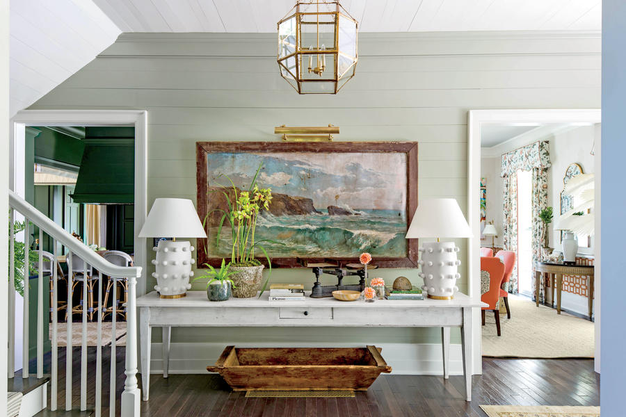 house interior design for living room feature friday southern living idea house birmingham 2016 26698