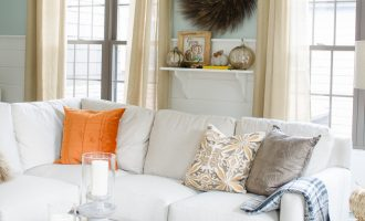 More Fall Decorating Inspiration