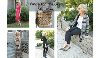 Five Affordable Finds for the Over 50 Set