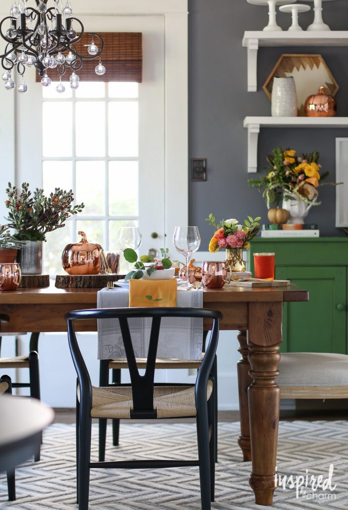 More Fall Decorating Inspiration - Southern Hospitality