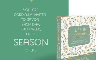 Life In Season {Book Review/Giveaway}