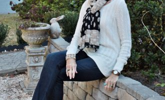 Fashion over 50: Boots and Sweater Weather