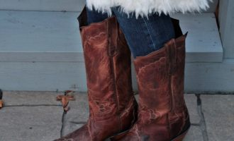 Styling it with Tony Lama Boots