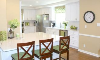 Feature Friday:  Green With Decor