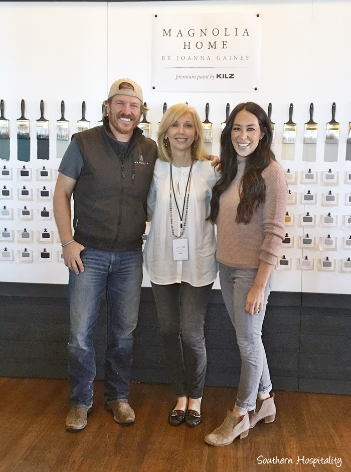 Spending A Morning With Chip And Joanna Gaines Southern