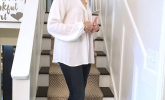 Fashion over 50:  More Casual with Faux Fur