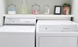 Laundry Rooms: Shopping for Washers and Dryers