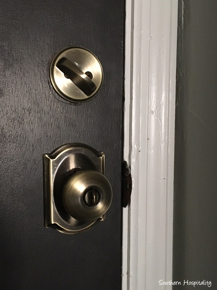 New Doorknobs Amp Locks From Schlage Southern Hospitality