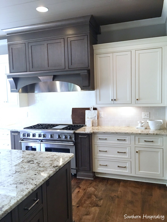 Perfect The next kitchen was described as a cook us kitchen outfitted with restaurant quality appliances fixtures and storage Builder TLC Home Builders