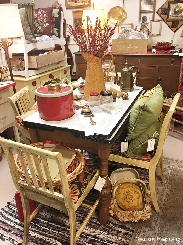 The younger generation is definitely not into pretty antiques from what I  can see online  but I still love many of these older pieces for their  vintage. Antiques Shopping in Nashville   Southern Hospitality