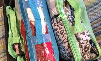 Travel Tips: Organizing Your Suitcase