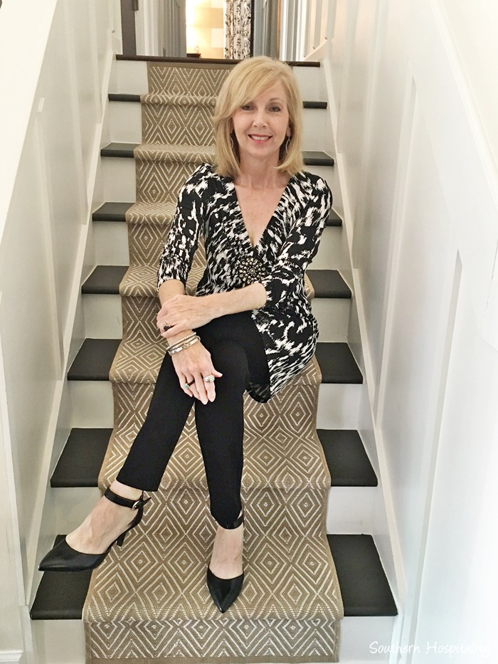 Fashion over 50 Date Night and Casual - Southern Hospitality