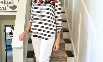 Fashion over 50:  Another Stitch Fix