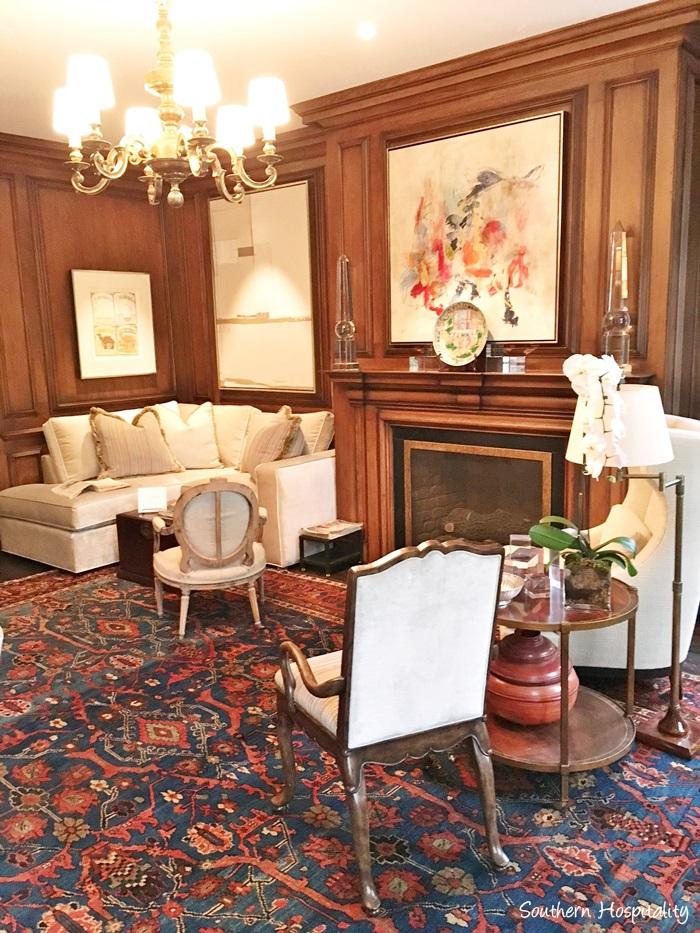 Living Room Stan Topol Associates Inc