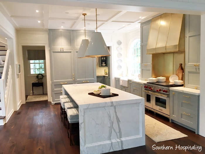 Feature friday southeastern designer showhouse atlanta for Interior kitchen design birmingham