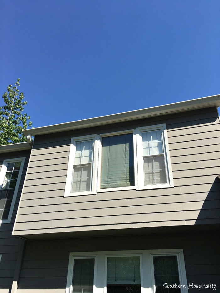 Adding 3m window tint to my home southern hospitality - Exterior window tint for homes ...