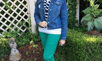 Fashion over 50:  Casual Spring Outings