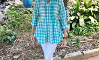 Fashion over 50:  Spring Casual for Mother's Day