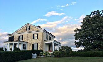 Feature Friday:  Moss Mountain Farmhouse, Part 1