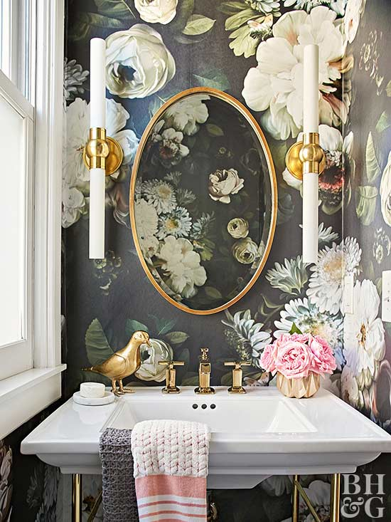 Decorating With Wallpaper Southern Hospitality