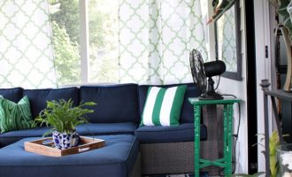 Screened Porch NEW Summer Edition!
