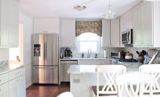 Feature Friday:  A Kitchen Renovation in Marietta