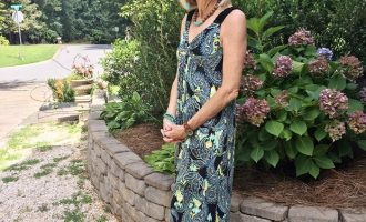 Fashion over 50:  Summer Dress