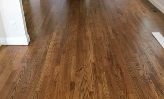 House Update:  Hardwood Floors