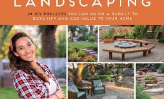 Book Giveaway:  Big Impact Landscaping
