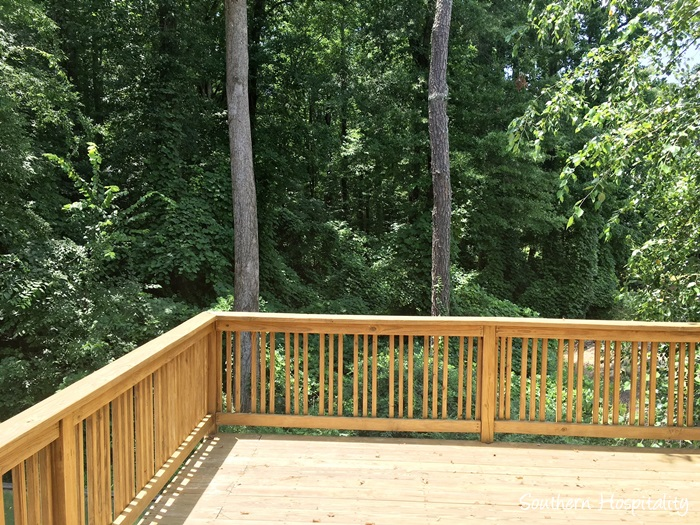 Welcome to the Treehouse Deck Space