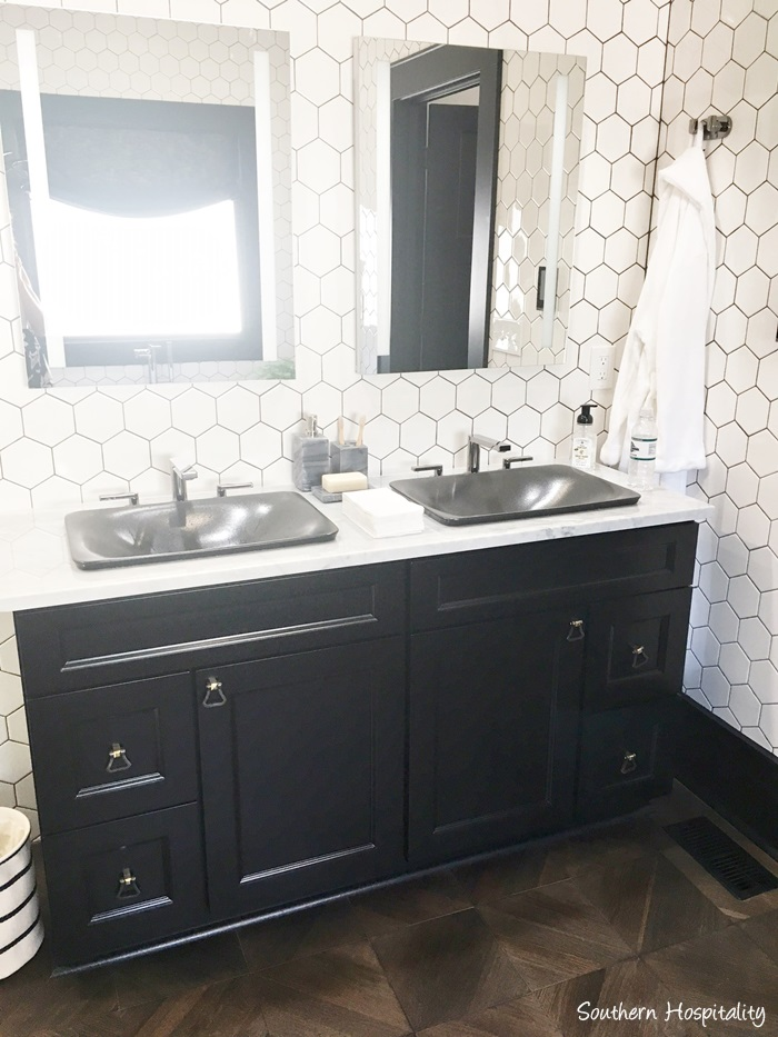master vanity universal black benjamin moore - Bathroom Cabinets Knoxville Tn