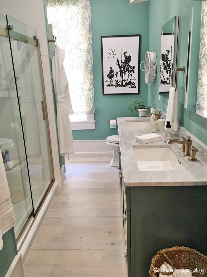 Bathroom Fixtures Knoxville Tn feature friday: hgtv urban oasis house, knoxville, tn - southern
