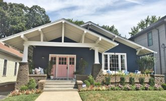 Feature Friday:  HGTV Urban Oasis House, Knoxville, TN