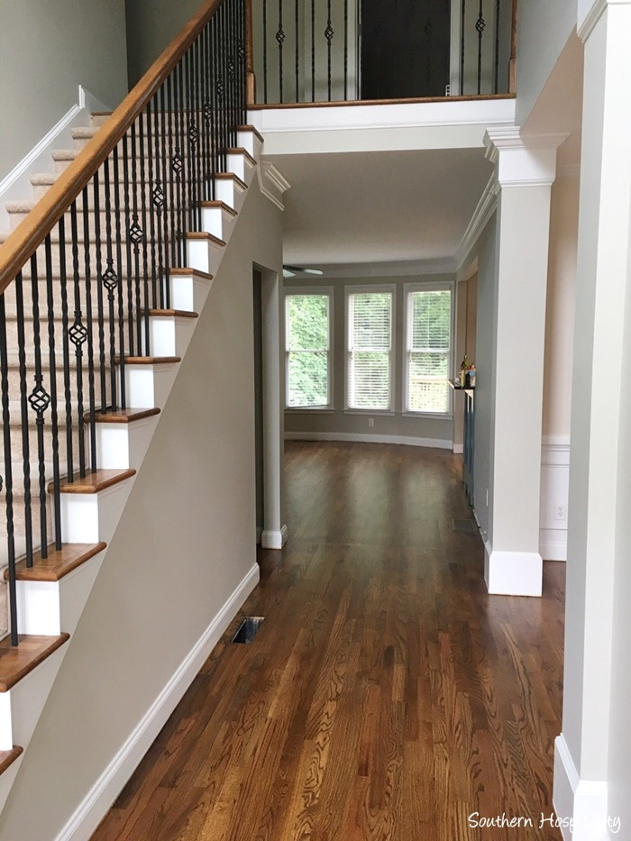 Two Story Family Room Paint