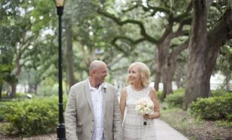 Our Wedding in Savannah