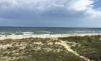 Beach Trip to St. George Island