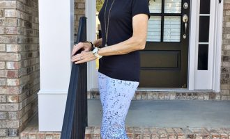 Fashion over 50:  Patterned Pants