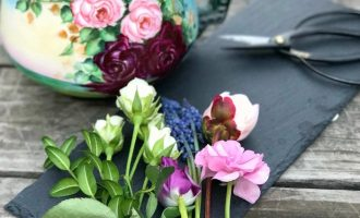 My Soulful Home: A Year In Flowers Book