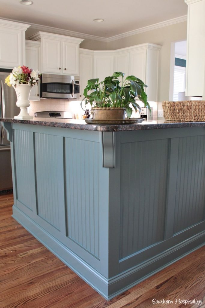 Our Painted Kitchen Cabinets Southern Hospitality