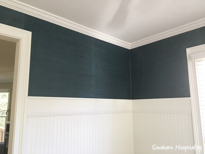 Lessons Learned From Grasscloth Wallpaper Southern Hospitality