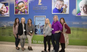 Gather with Gratitude:  St. Jude Childrens Research Hospital