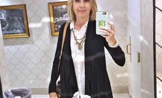 Fashion over 50:  Jeans Night Out